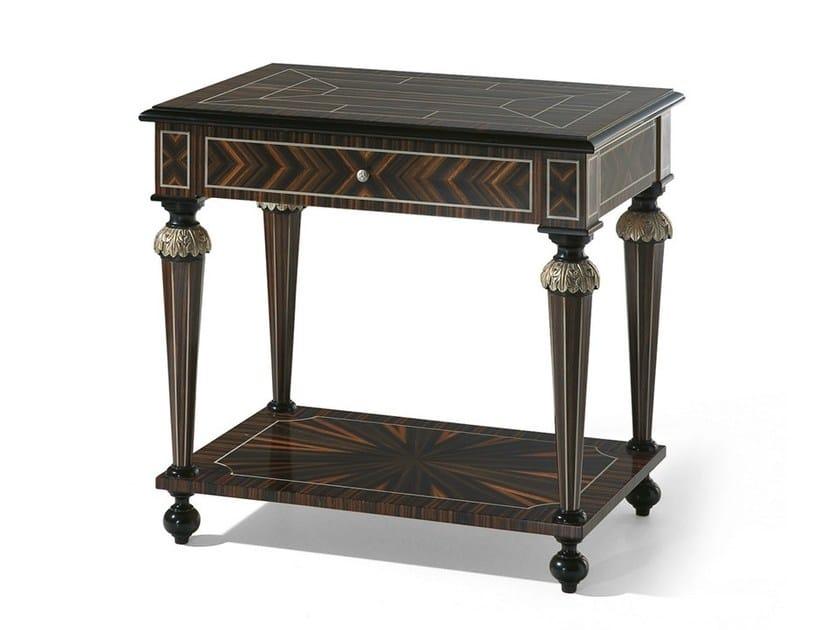 Louis XVI rectangular ebony coffee table MG 4068 by OAK