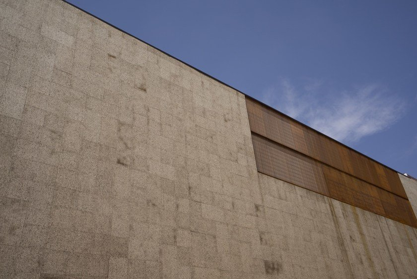 Fiber-reinforced slab for exterior walls MGO BOARD by ITP