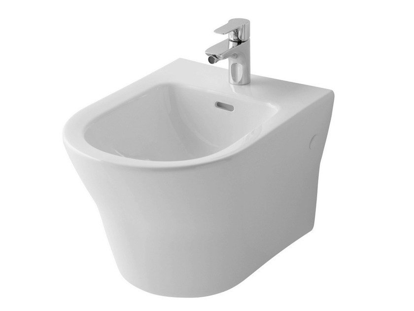 Wall-hung ceramic bidet MH | Wall-hung bidet by TOTO