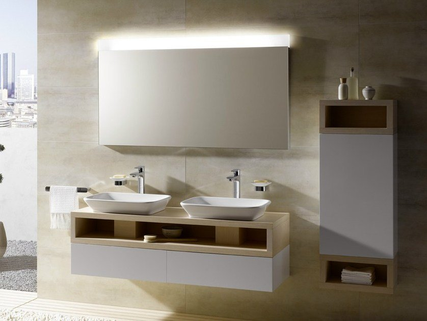 MH | Double vanity unit By TOTO