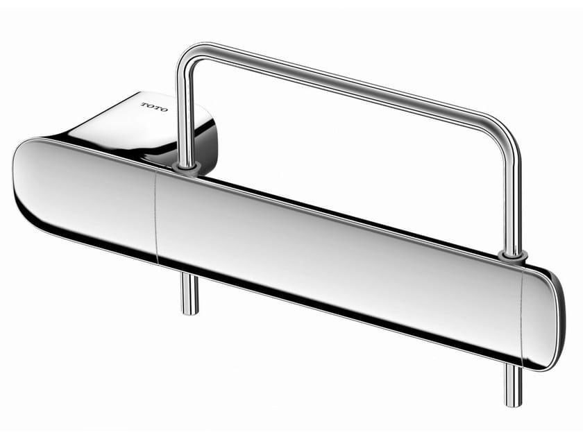 Chromed brass toilet roll holder MH   Chromed brass toilet roll holder by TOTO