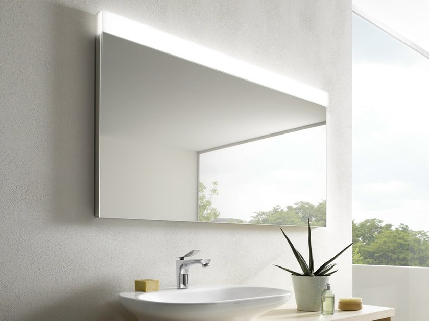 Beautiful Miroir Salle De Bain Lumiere Integree Contemporary ...