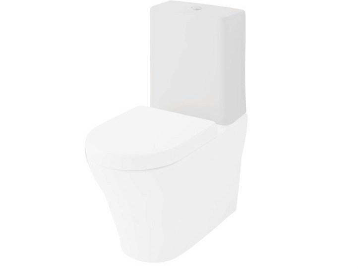 Toilet seat / WC cistern MH By TOTO