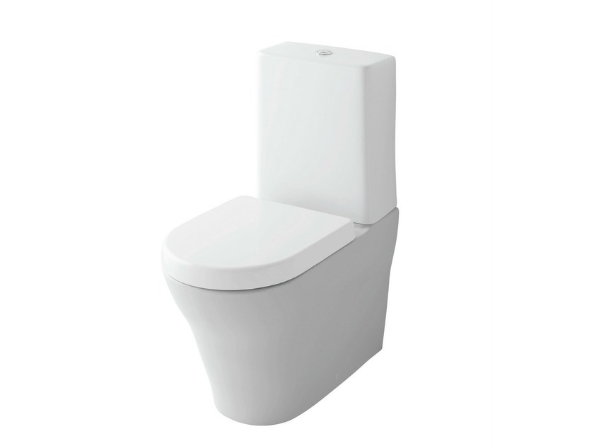 Close coupled toilet MH | Close coupled toilet by TOTO