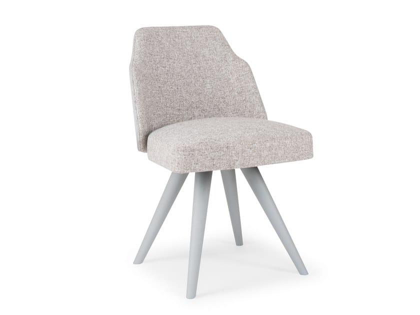 Chair MIA 100W WOODCONE by Riccardo Rivoli