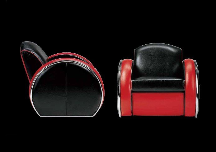 Upholstered armchair with armrests MIAMI BEACH | Armchair by Mirabili