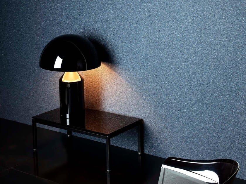 Non-woven paper wallpaper MICA FINE by Omexco