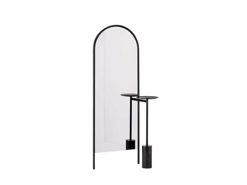 Freestanding hall mirror MICHELLE | Freestanding mirror by SP01