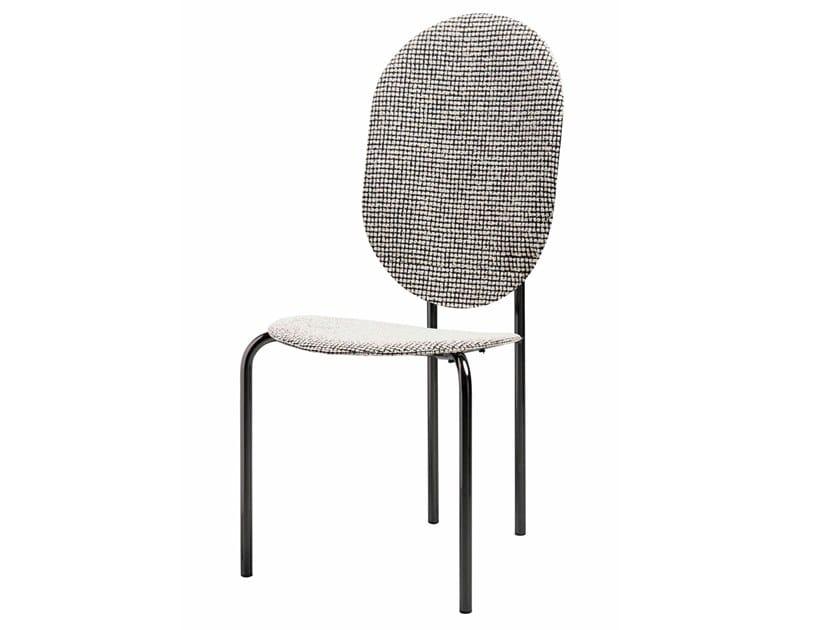 Cadeira de tecido com encosto alto MICHELLE | Cadeira com encosto alto by SP01