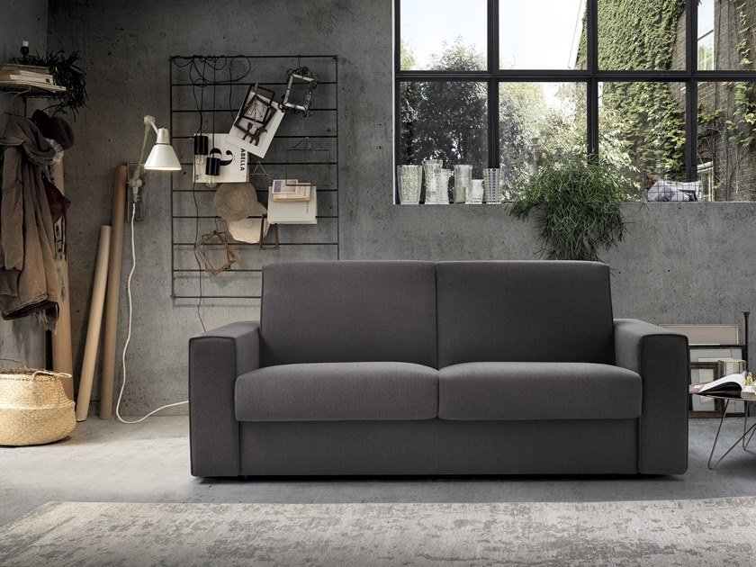 3 seater fabric sofa bed MICK by Felis