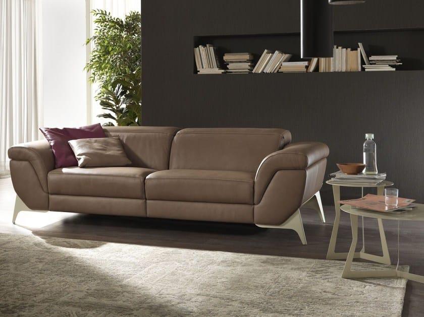 Relaxing sofa MICOL | Sofa by Egoitaliano