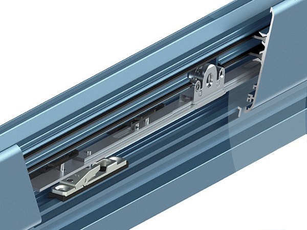 Microventilation for multipoint lock MICROVENTILATION by STAC