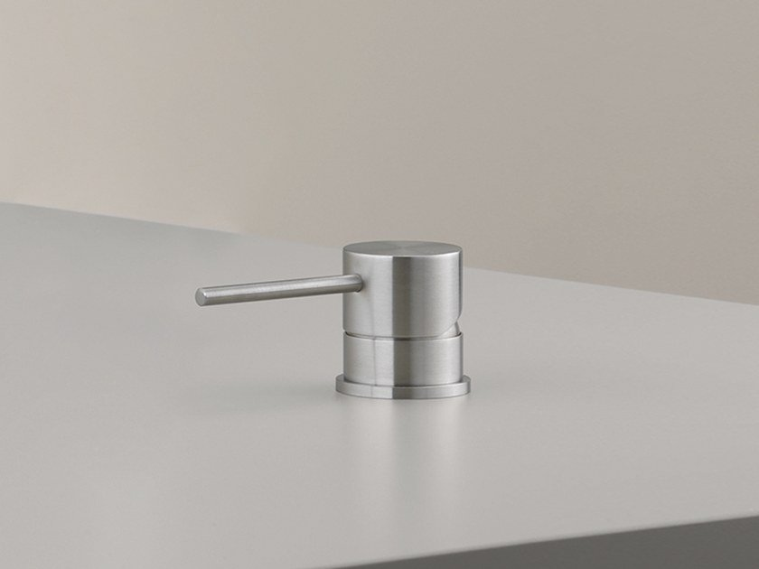 Deck-mounted remote control tap MIL 207 by Ceadesign