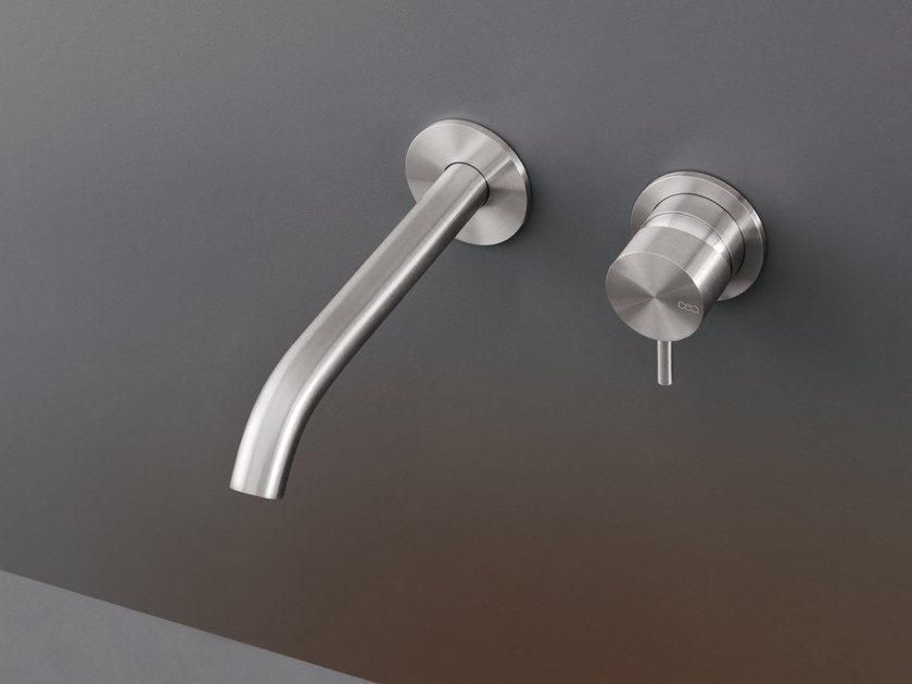 Wall mounted mixer with spout MIL 35 by Ceadesign