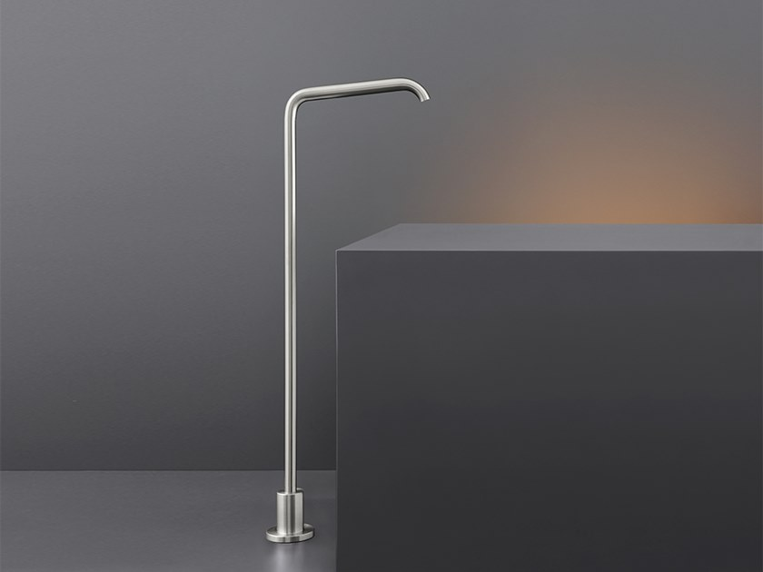 Floor standing bathtub spout MIL 71 by Ceadesign