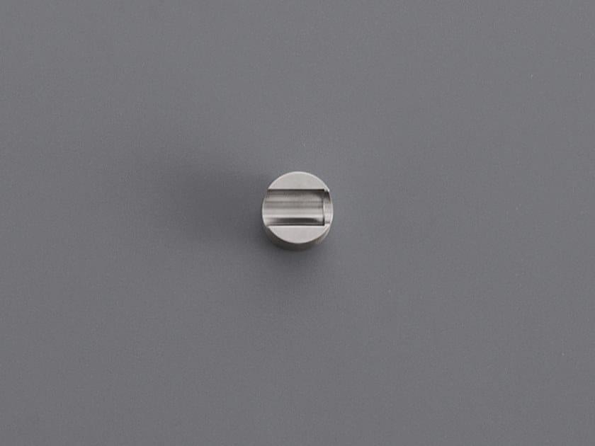 Stainless steel handshower holder MIL 91 by Ceadesign