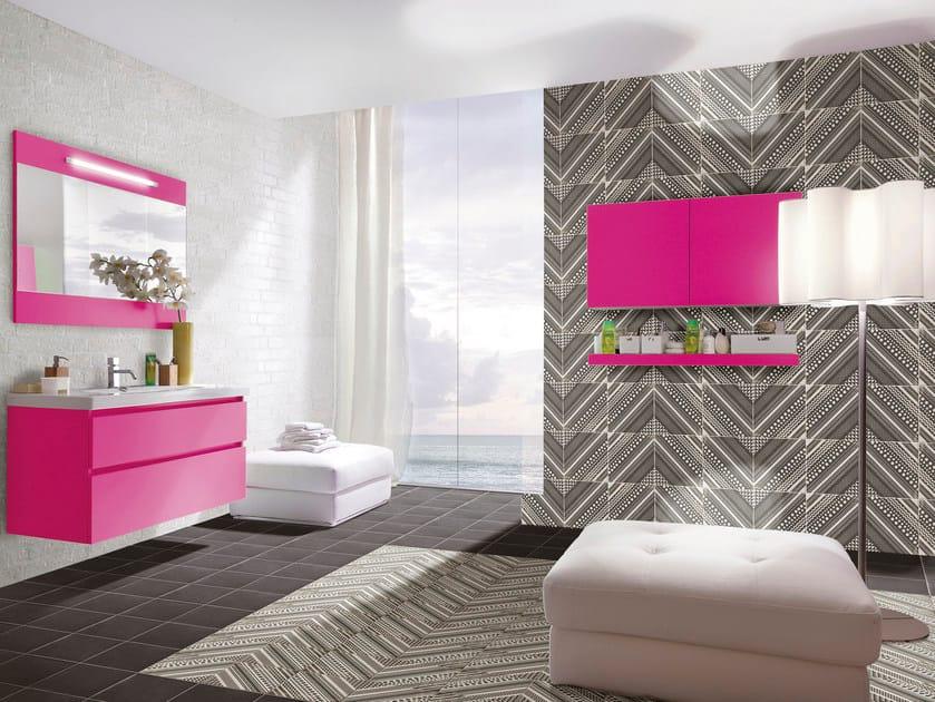 Glazed stoneware wall tiles MILANO 2015 | Wall tiles by CIR