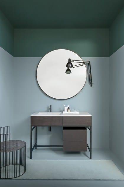Ceramica Cielo floor-standing vanity unit with drawers milanoceramica cielo
