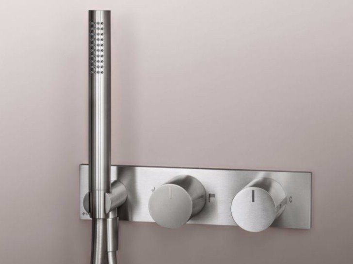 Bathtub tap / shower tap MILANO - D184A/E584B by Fantini Rubinetti