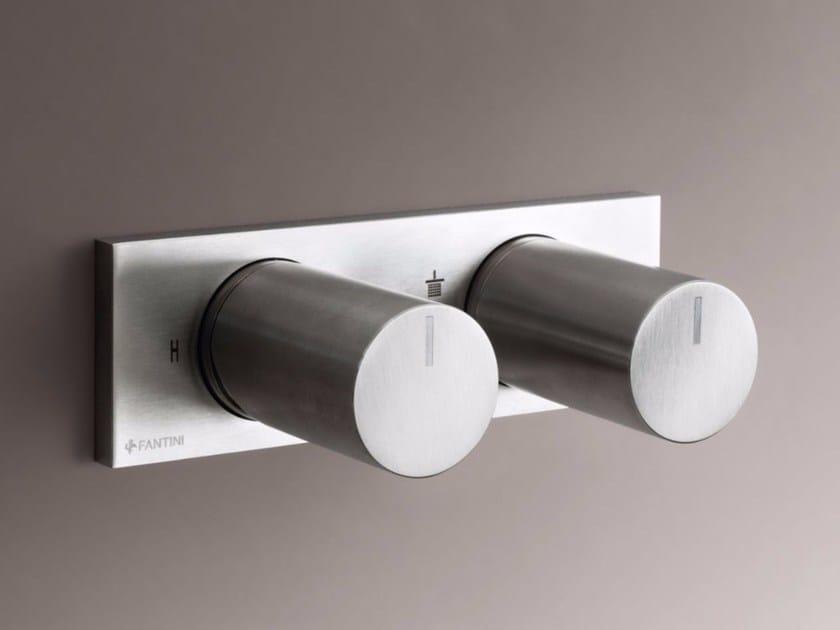 Bathtub tap / shower tap MILANO - D185A/E685B by Fantini Rubinetti
