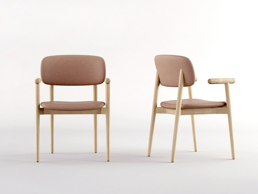 Ash chair MILD | Chair by MZPA