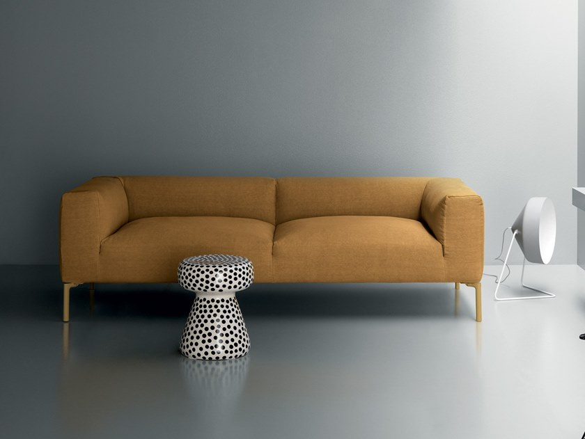 Linen sofa with removable cover MILES   Linen sofa by Md House