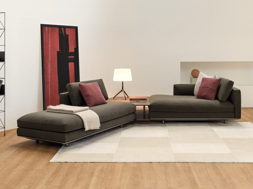 MILES   Sectional sofa
