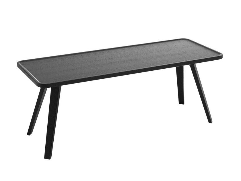 Mill Rectangular Coffee Table By Karl Andersson Design Roger Persson