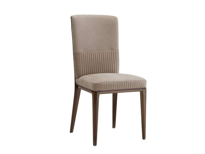 Upholstered chair MILLARD | Chair by VOLPI