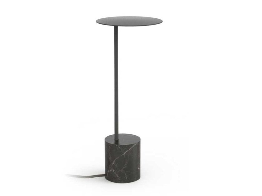 Lampada da tavolo a LED orientabile MILLELUMEN CIRCLES | Lampada da tavolo by millelumen