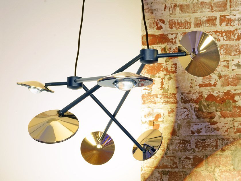 Lampada a sospensione a LED MILLELUMEN RISING | Lampada a sospensione by millelumen