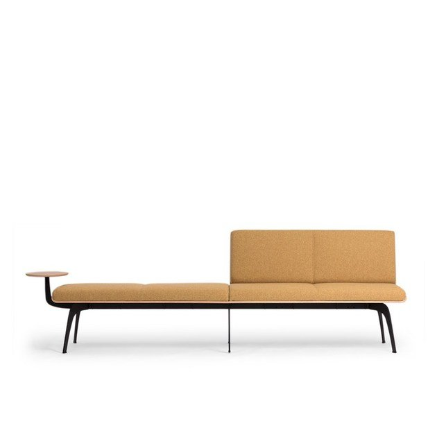 MILLEPIEDI | Bench with back