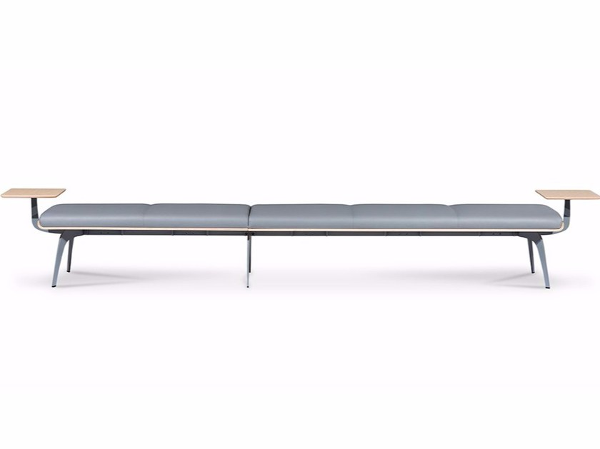 MILLEPIEDI | Leather bench
