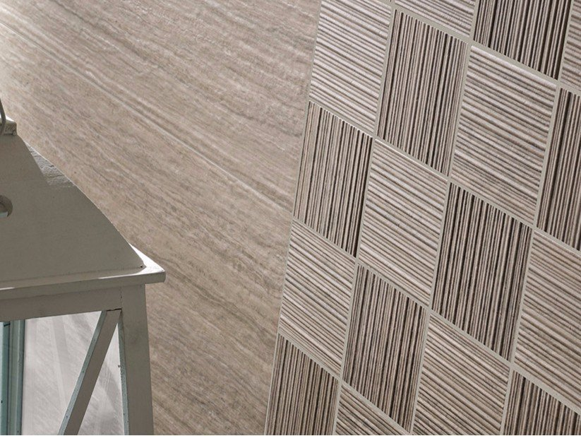 Porcelain stoneware Mosaic MILLERIGHE | Mosaic by Ceramiche Coem