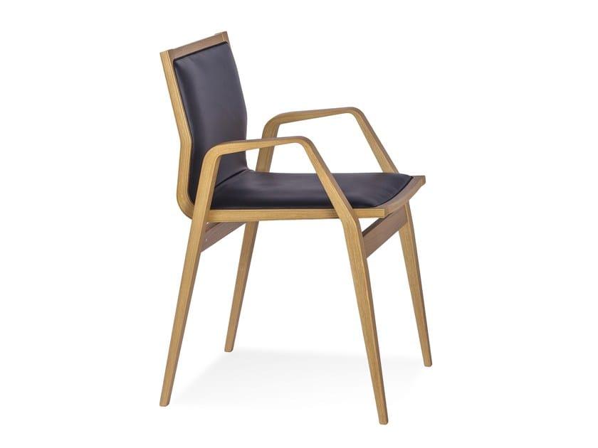 Sedie Stile Scandinavo.Milonga Chair Sedia In Stile Scandinavo
