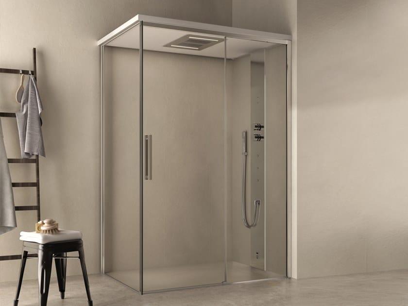 Box doccia multifunzione MIMESI by Glass1989