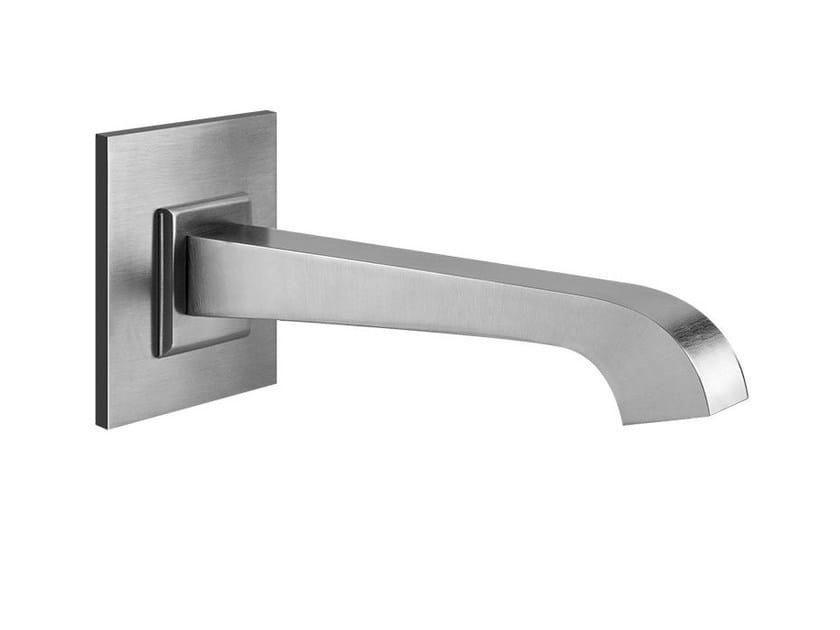 Wall-mounted bathtub spout MIMI 31207 by Gessi