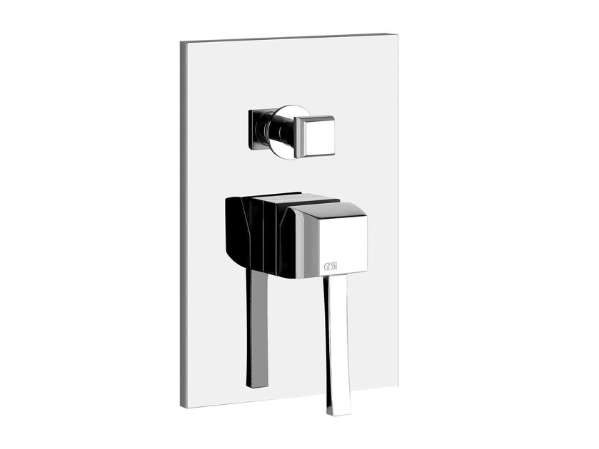Shower mixer with diverter MIMI 44614 by Gessi