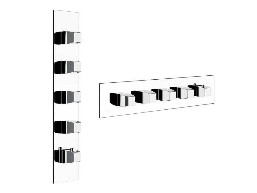5 hole shower tap MIMI WELLNESS 43088 by Gessi