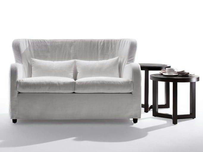 2 seater fabric sofa MIMILLA | 2 seater sofa by Marac