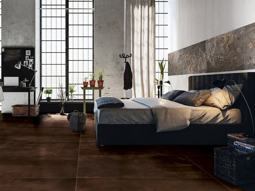 Porcelain stoneware wall/floor tiles MINERAL by CERAMICHE BRENNERO