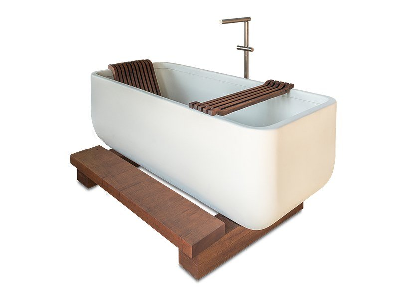 Vasca Da Bagno Rettangolare : Vasca da bagno rettangolare mineral vasca da bagno vallvé