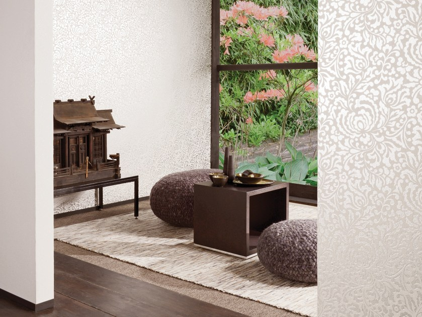 Washable wallpaper MINERALS LOTUS MOON by Omexco