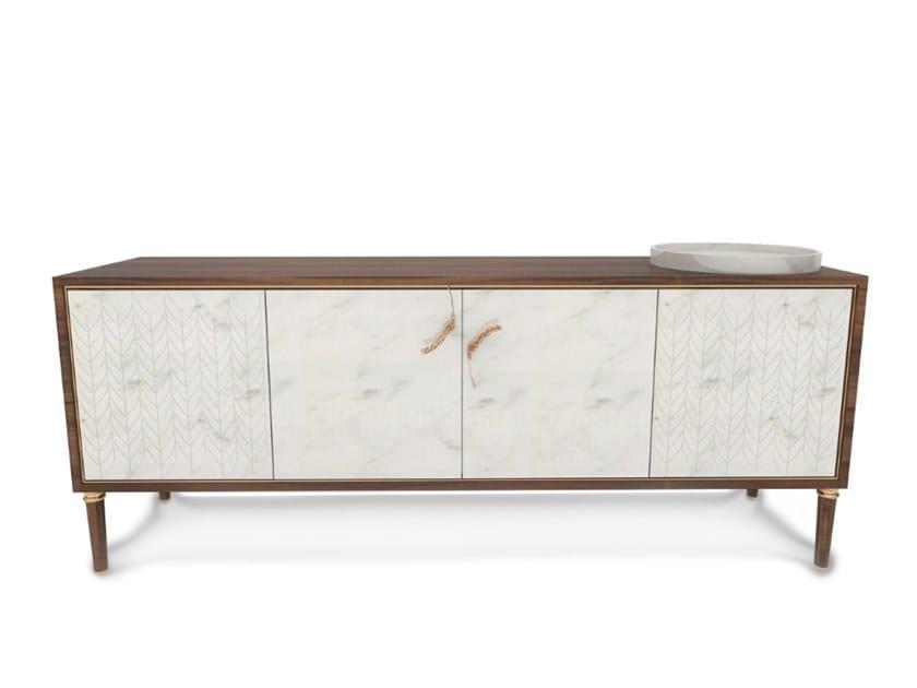 Sideboard with doors MINERVA | Sideboard by Duquesa & Malvada