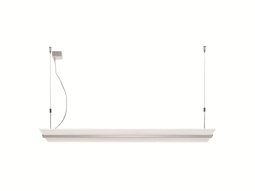 LED direct-indirect light pendant lamp MINI ALBATROS by Linea Light Group