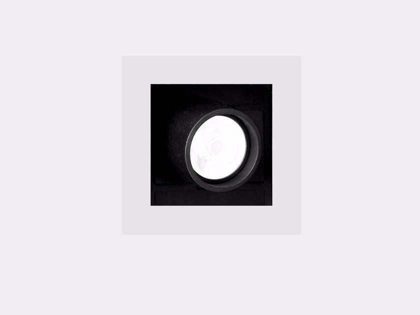 LED adjustable ceiling spotlight MINI BIT by DAVIDE GROPPI