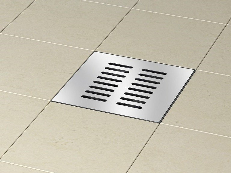 For indoor applications with thin slabs MINI-DRAIN 6300AR40S2 by Bonomini