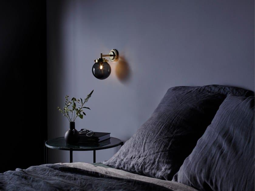 Glass wall lamp MINI GLOBE by Original BTC