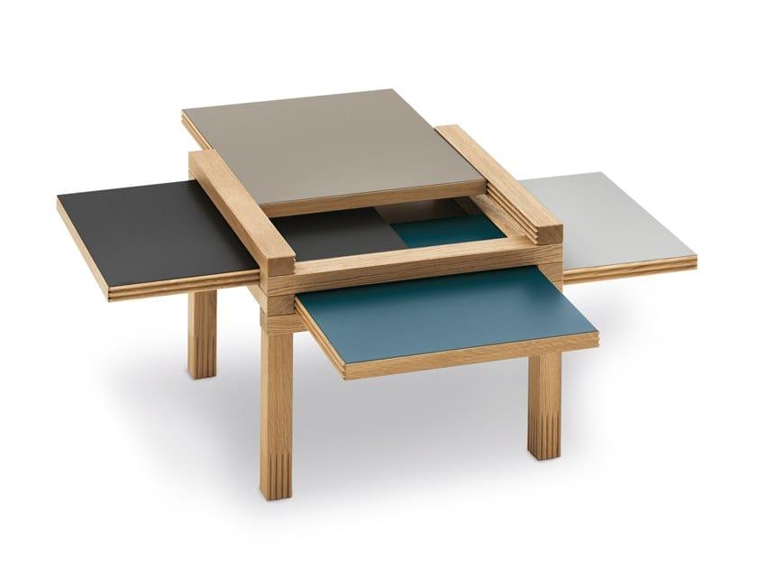 Mini Tables Sculptures By Bois Massif Jeux Basses En Par4 OXuPkZTi