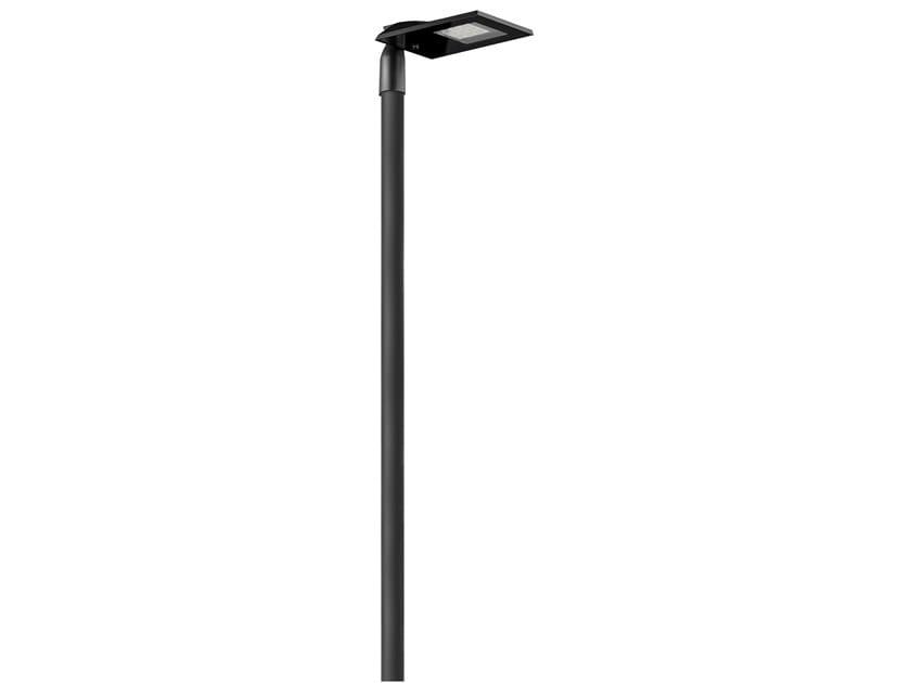 Testa palo a LED in alluminio verniciato a polvere MINI PARKER by Linea Light Group